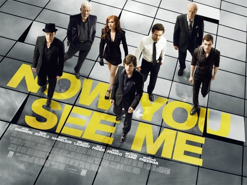 NOW YOU SEE ME - Film Review - TOMORROW'S NEWS - The Latest Entertainment News Today!
