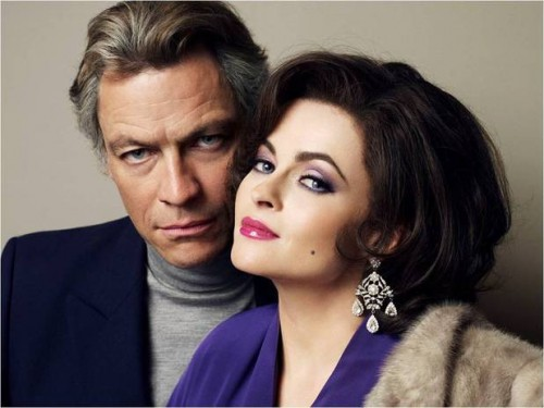 Helena Bonham Carter and Dominic West in BURTON and TAYLOR! - TOMORROW'S NEWS - The Latest Entertainment News Today!