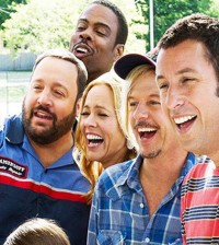 GROWN UPS 2 - Movie Review! TOMORROW'S NEWS - The Latest Entertainment News Today!