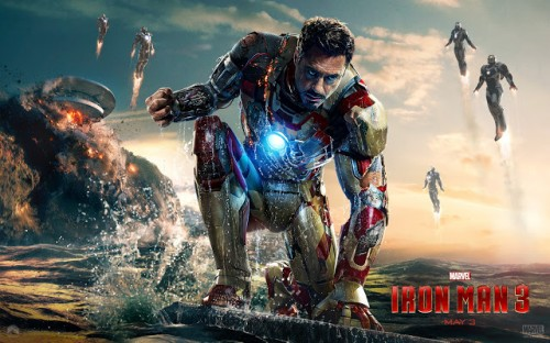 WIN IRON MAN 3 DVD - Competition - TOMORROW'S NEWS - The Latest Entertainment News Today!