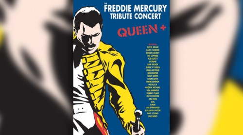 COMPETITIONS: THE FREDDIE MERCURY Tribute Concert BLU-RAY! TOMORROW'S NEWS - The Latest Entertainment News Today!