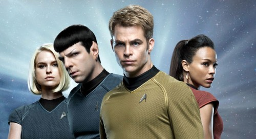 COMPETITIONS - STAR TREK INTO DARKNESS - WIN Steelbook Blu-Ray! TOMORROW'S NEWS - The Latest Entertainment News Today!