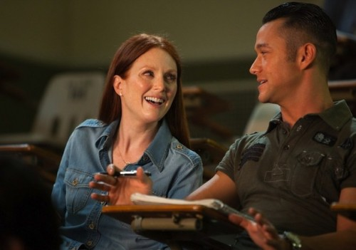 Julianne Moore and Joseph Gordon-Levitt in DON JON - Film Review! TOMORROW'S NEWS - The Latest Entertainment News Today!