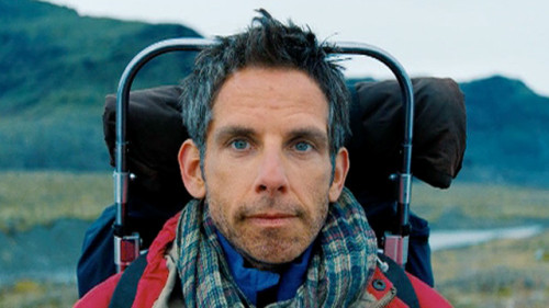Ben Stiller in THE SECRET LIFE OF WALTER MITTY - Film Review! TOMORROW'S NEWS - The Latest Entertainment News Today!