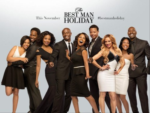 Best Man Holiday - 2013. Film Reviews, Film News. TOMORROW'S NEWS - The Latest Entertainment News Today!