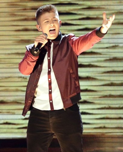 Nicholas McDonald on Week 8 of the Live X Factor Finals - TOMORROW'S NEWS - The Latest Entertainment News Today!