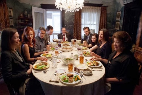 August Osage County - Film Reviews