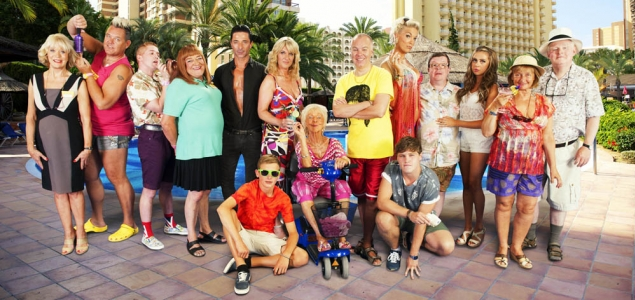 BENIDORM ITV 2014 - TV Review. TOMORROW'S NEWS - The Latest Entertainment News Today!