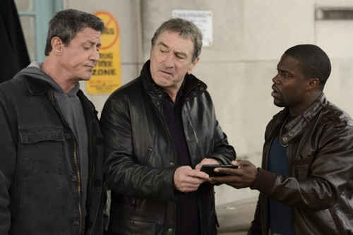 ROBERT DE NIRO and SYLVESTER STALLONE in GRUDGE MATCH - Movie Review