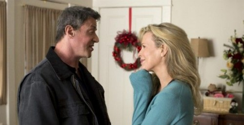 Sylvester Stallone and Kim Basinger in GRUDGE MATCH - Film Review