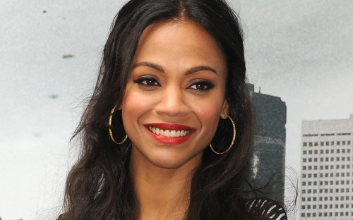 Zoe Saldana - Rosemary's Baby Mini-Series - TV News