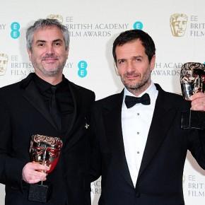 AWARDS NEWS: Alfonso Cuaron and David Heyman Win Award For GRAVITY - BAFTA Best British Film 2014