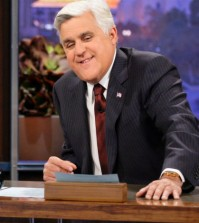 TV NEWS: JAY LENO Waves Goodbye To The TONIGHT SHOW!