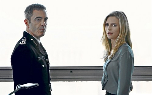 TV REVIEW: James Nesbitt and Brit Marling on BABYLON