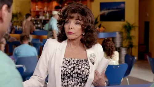 TV REVIEW: Joan Collins on BENIDORM 2014 - Series Finale
