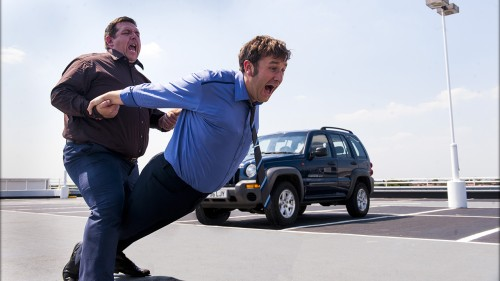 MOVIE REVIEW: Nick Frost and Chris O'Dowd In CUBAN FURY.
