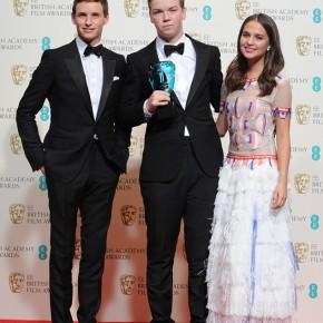 AWARDS NEWS: Will Poulter - EE BAFTA Rising Star Award Winner 2014