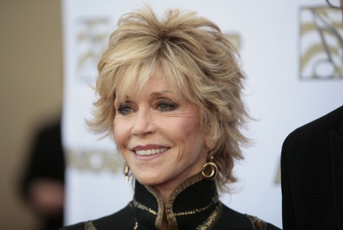 CELEBRITY NEWS: Jane Fonda Talks About Her Touch Teen Years!