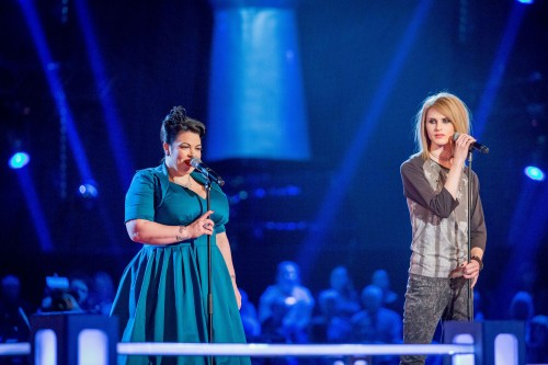 TV REVIEW: Kiki deVille vs  James Byron - THE VOICE UK 2014