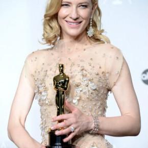 OSCAR NEWS: Best Actress Cate Blanchett - Blue Jasmine