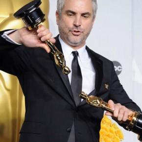 OSCAR NEWS: Best Director Winner - Alfonso Cuaron - GRAVITY
