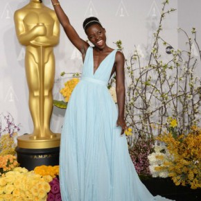 OSCAR NEWS: Best Supporting Actress Winner - Lupita Nyong'o - 12 Years A Slave