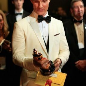 OSCAR NEWS: Best Actor - Matthew McConaughey - Dallas Buyers Club