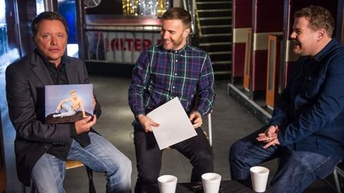 TV REVIEWS: When Corden Met Barlow