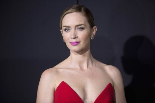 MOVIE NEWS: Emily Blunt - Batman vs Superman Casting Reports