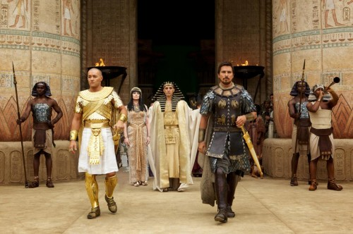MOVIE TRAILER: Watch Ridley Scott's Exodus - Gods and Kings - First Trailer