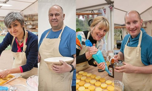 TV REVIEWS: THE GREAT BRITISH BAKE OFF BBC1