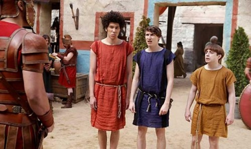 TV REVIEW: PLEBS 2014 on ITV2