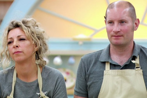 TV REVIEW - The Great British Bake Off - Sept 2014 Pastry Round