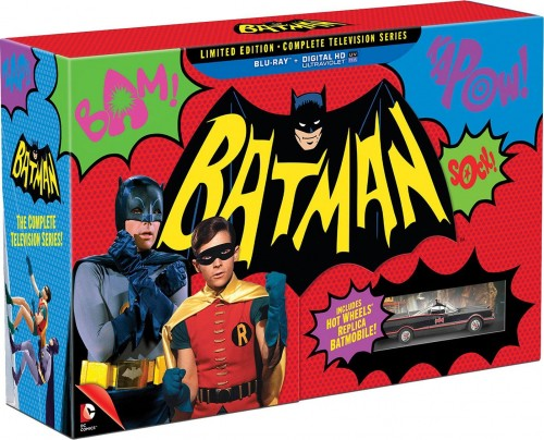 WIN: Batman TV Series - Bluray Limited Edition Boxset