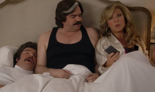 TV REVIEW: Toast of London - Channel 4 - Series 2