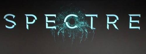 MOVIE NEWS: Bond 24 will be called SPECTRE