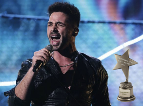 TV Awards: Ben Haenow performs Highway To Hell