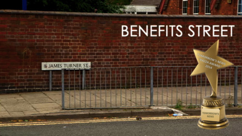 TV Awards: Benefits Street on Channel 4
