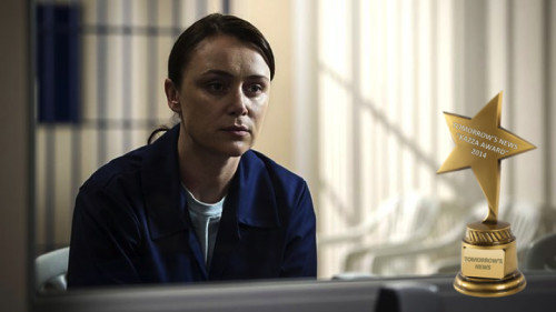 TV Awards: Keeley Hawes in The Line of Duty