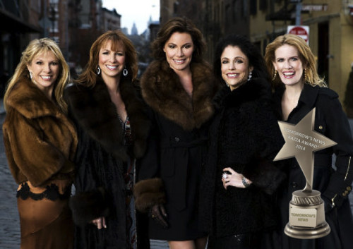 TV Awards: Real Housewives of New York