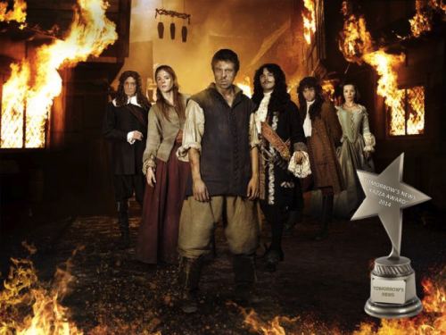 TV Awards: ITV's The Great Fire