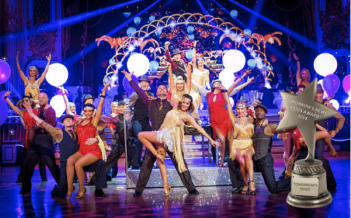 TV Awards: Runner Up in Best Reality Show - Strictly Come Dancing 2014