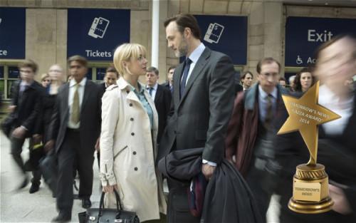 TV Awards: The 7:39 - BBC Drama, starring Sheridan Smith and David Morrissey