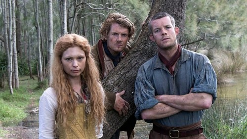 Read the Latest TV Reviews - Banished - BBC2