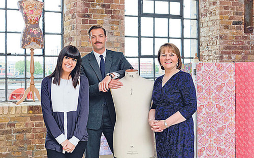 Find the latest THE GREAT BRITISH SEWING BEE 2015 (BBC2) TV reviews