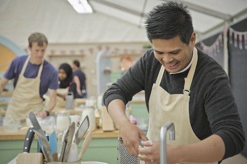 Find the Latest TV Reviews - GREAT BRITISH BREAK OFF 2015 - PASTRY WEEK - BBC1