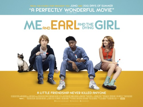 MOVIES: ME AND EARL AND THE DYING GIRL Movie. Films You May Have Missed in 2015