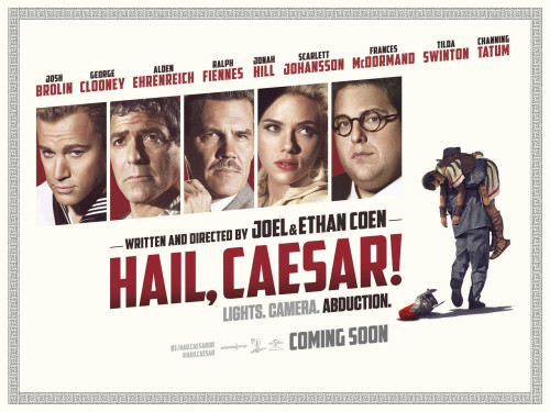 Top 10 Movies to see in 2016 - Hail, Caesar! - Josh Brolin, George Clooney