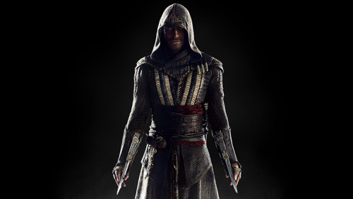 Top 10 Films To See In 2016 - Michael Fassbender, ASSASSINS CREED