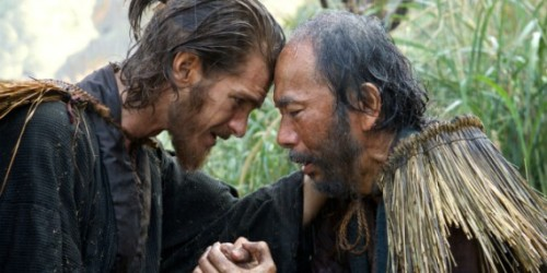 Top 10 Films To See In 2016 - Silence - Andrew Garfield, directed by Martin Scorsese